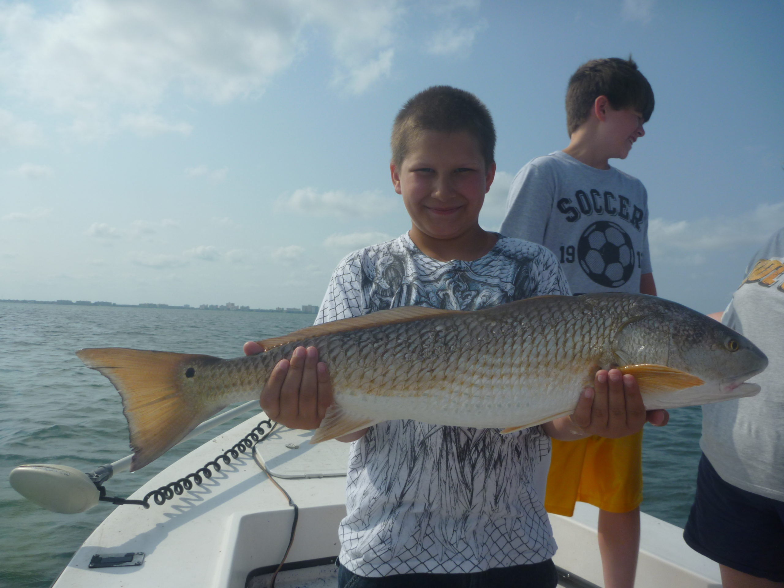 A picture of Fishing Reports on one of our St. Petersburg Fishing Charters