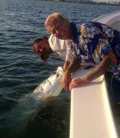 Summer fishing report st pete beach treasure island for Treasure island fishing charters