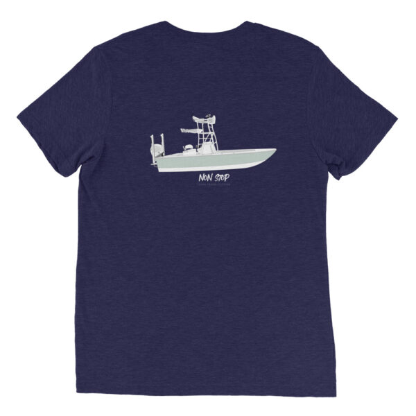 A picture of Short sleeve t-shirt on one of our St. Petersburg Fishing Charters